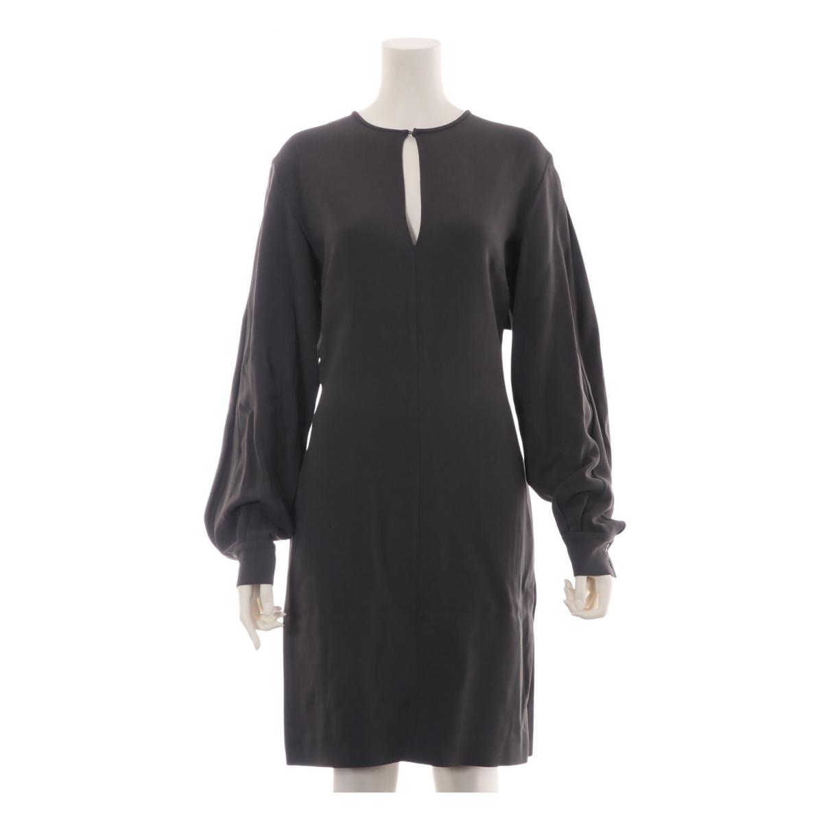 Stella Mccartney \N Kleid in  Grau Synthetik