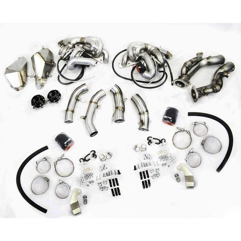 ETS 2008-2020 Nissan GTR LHD Stock Location Turbo Kit GTX3584RS 3
