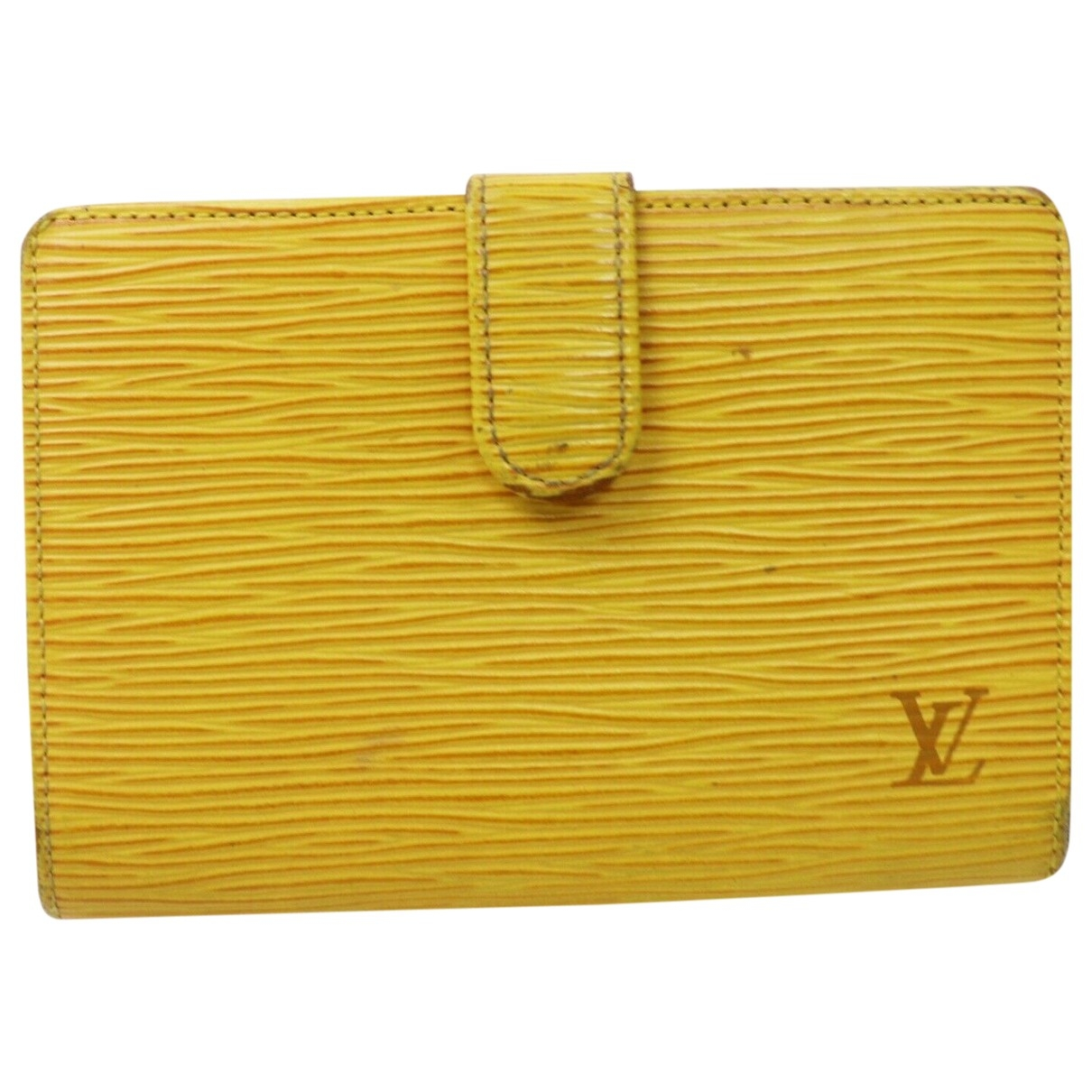 Cartera de Cuero Louis Vuitton