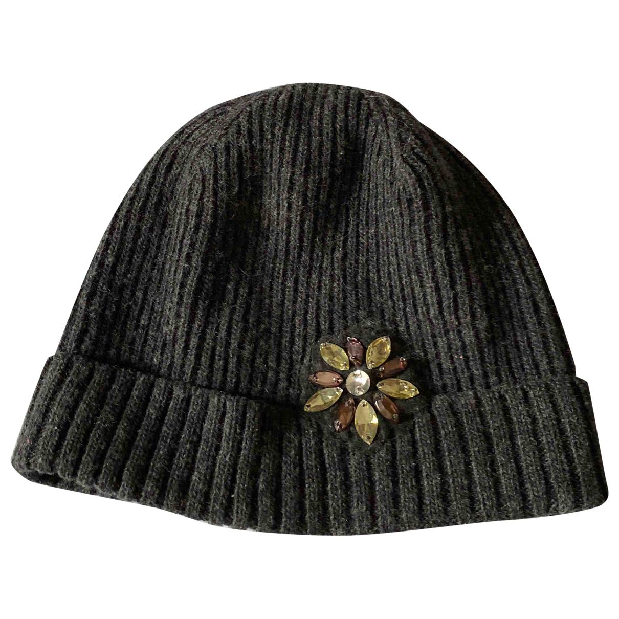 Lanvin N Grey Wool hat for Women S International