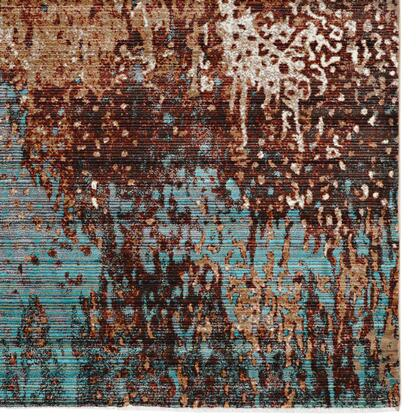 RUGIL0781 8 x 10 Rectangle Area Rug in