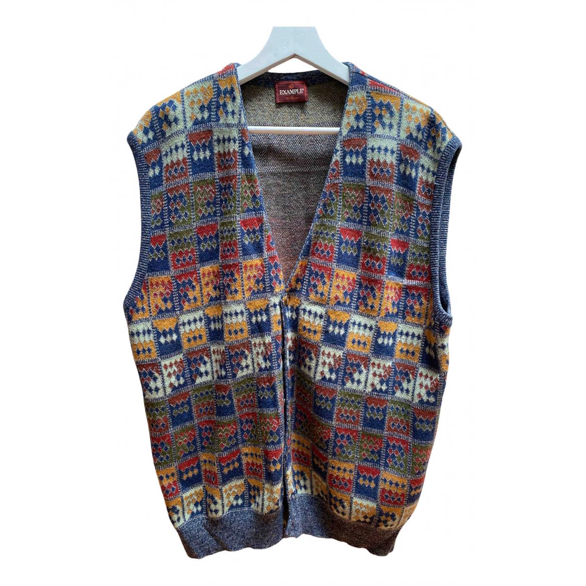 Missoni \N Pullover.Westen.Sweatshirts  in  Bunt Wolle