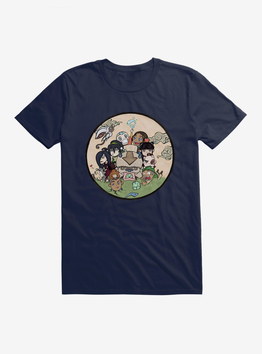 Avatar: The Last Airbender Aang's Memories T-Shirt - BoxLunch Exclusive