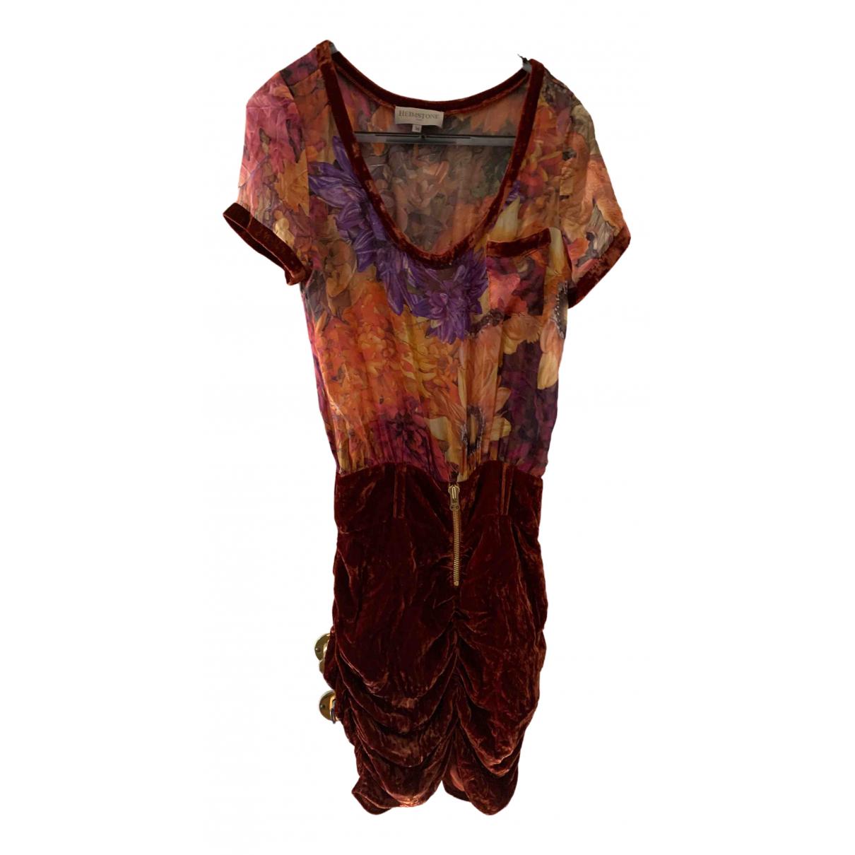 Heimstone - Robe   pour femme en soie