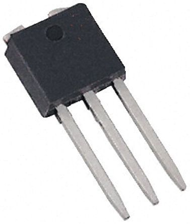 Infineon N-Channel MOSFET, 99 A, 60 V, 3-Pin IPAK  IRLU3636PBF (5)