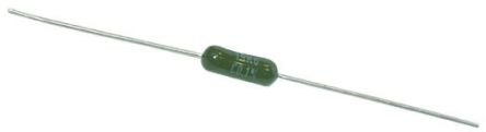 TE Connectivity 2.61kΩ Metal Film Resistor 0.25W ±0.1% H82K61BYA (5)