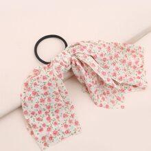 Haarband mit Schleife und Knoten Dekor