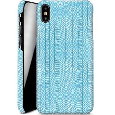 Apple iPhone XS Max Smartphone Huelle - Fishbone von caseable Designs