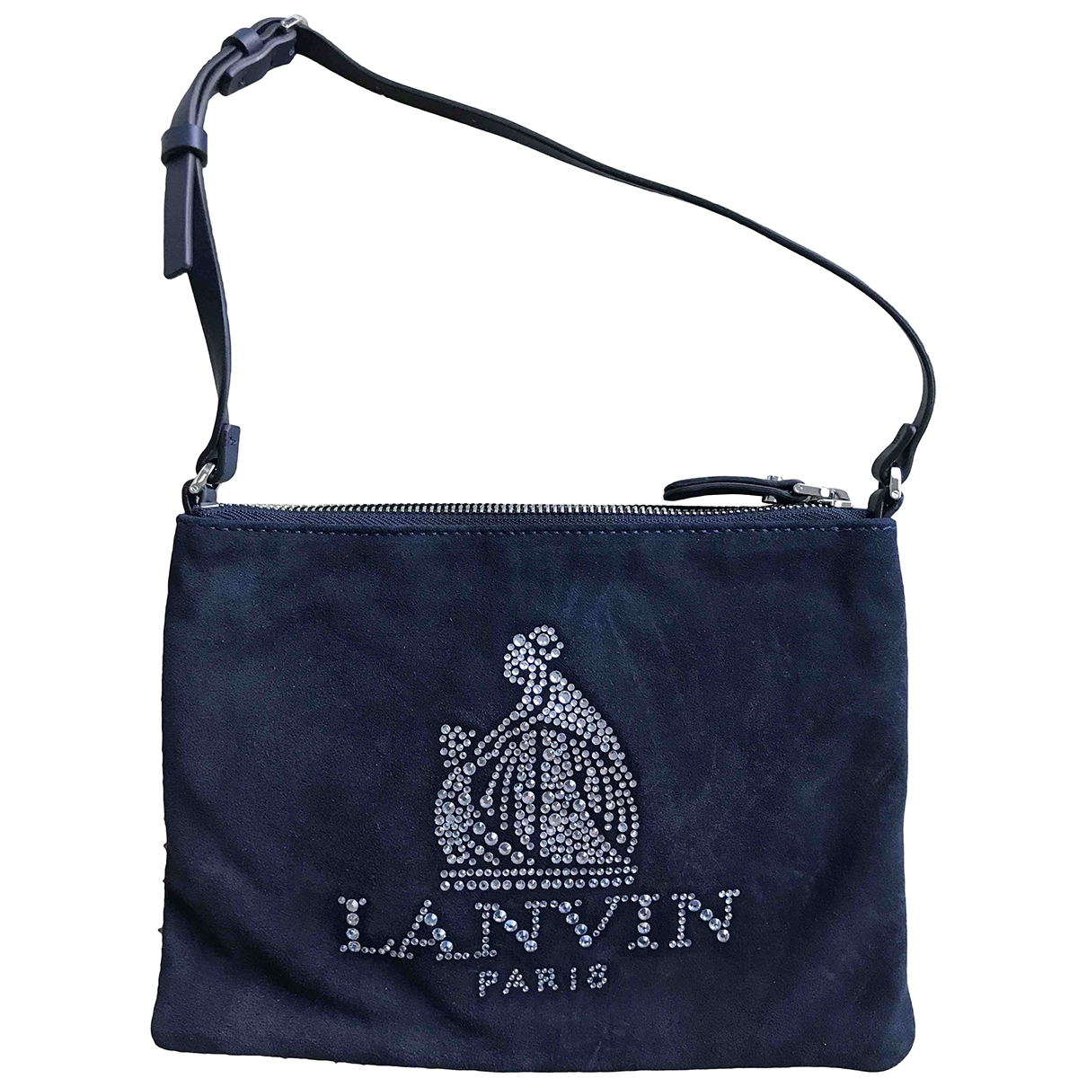 Pochette de Cuero Lanvin