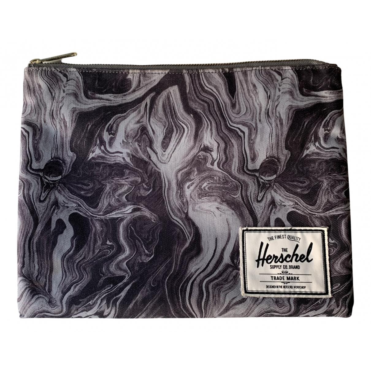 Herschel - Accessoires   pour lifestyle en toile - gris