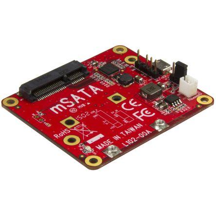 Startech USB to mSATA Converter for Raspberry Pi