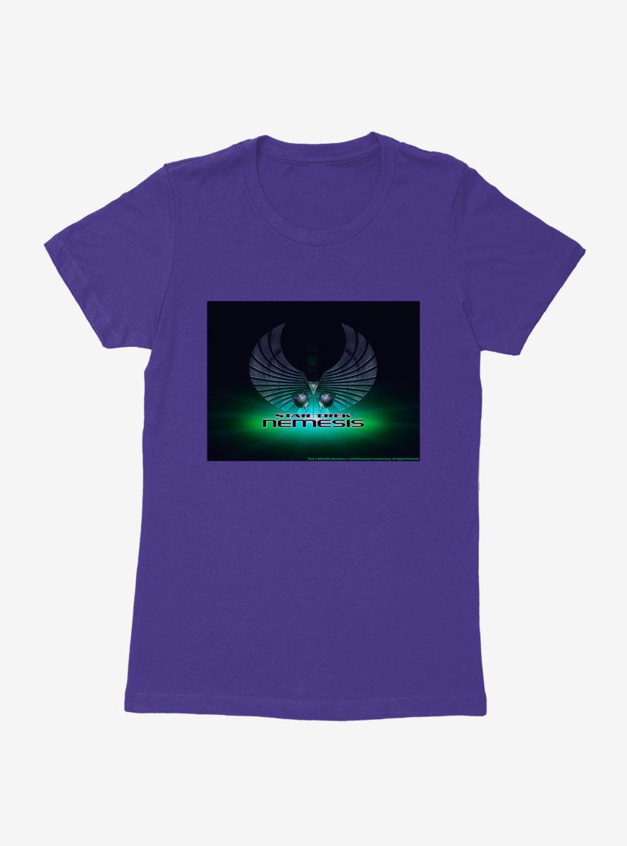 Star Trek Nemesis Womens T-Shirt