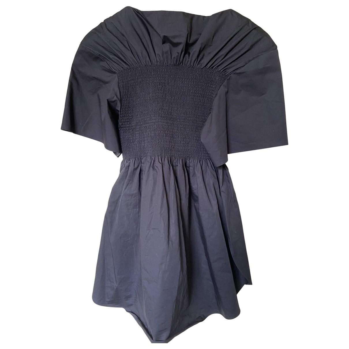 Totême \N Black Cotton  top for Women XS International