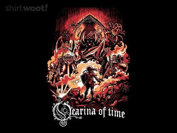 Legend Of Darkness T Shirt