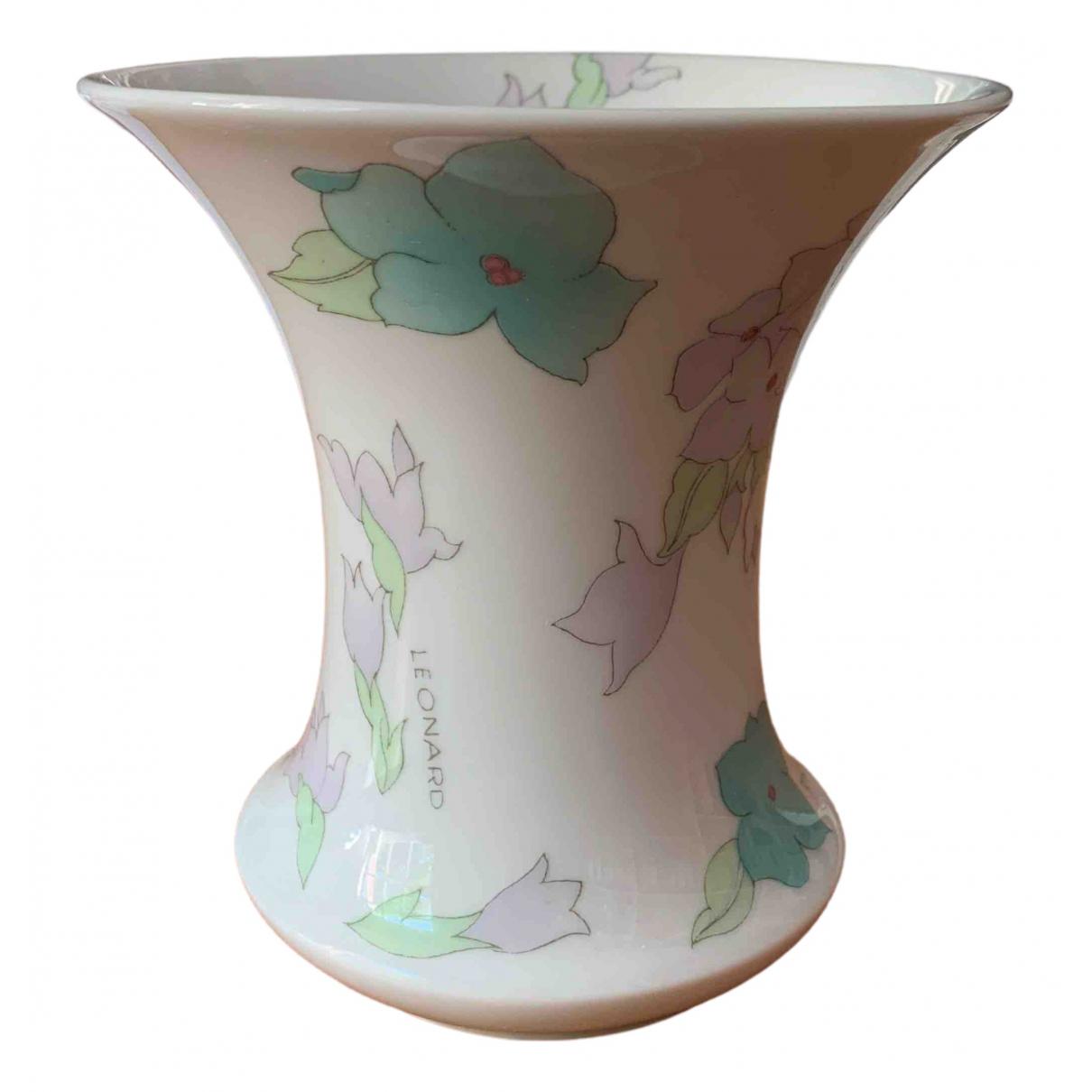 Jarron de Porcelana Leonard