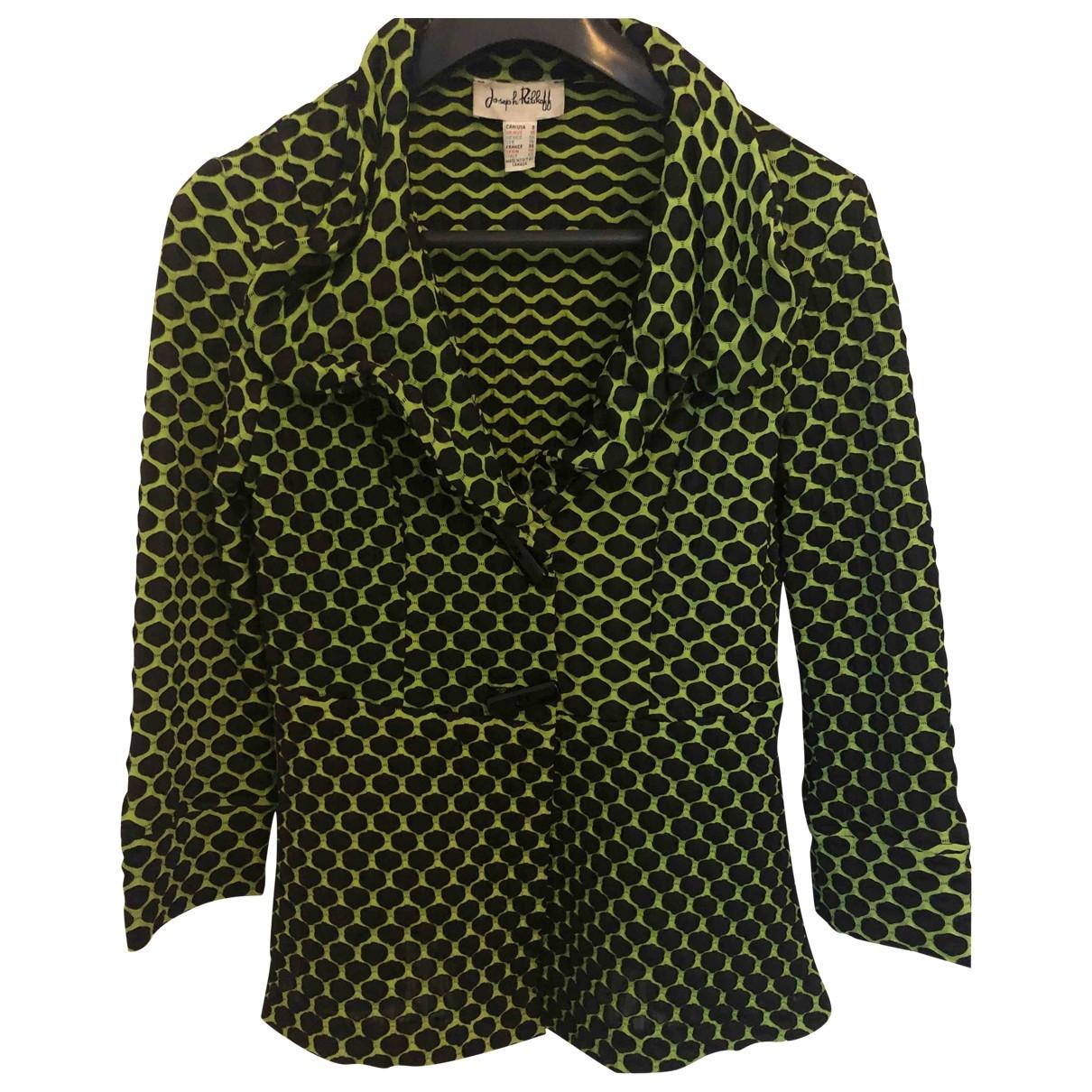 Joseph Ribkoff \N Jacke in  Gruen Polyester