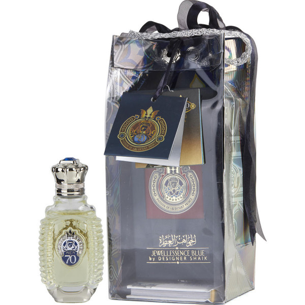 Chic Shaik Blue No. 70 - Shaik Eau de parfum 80 ML