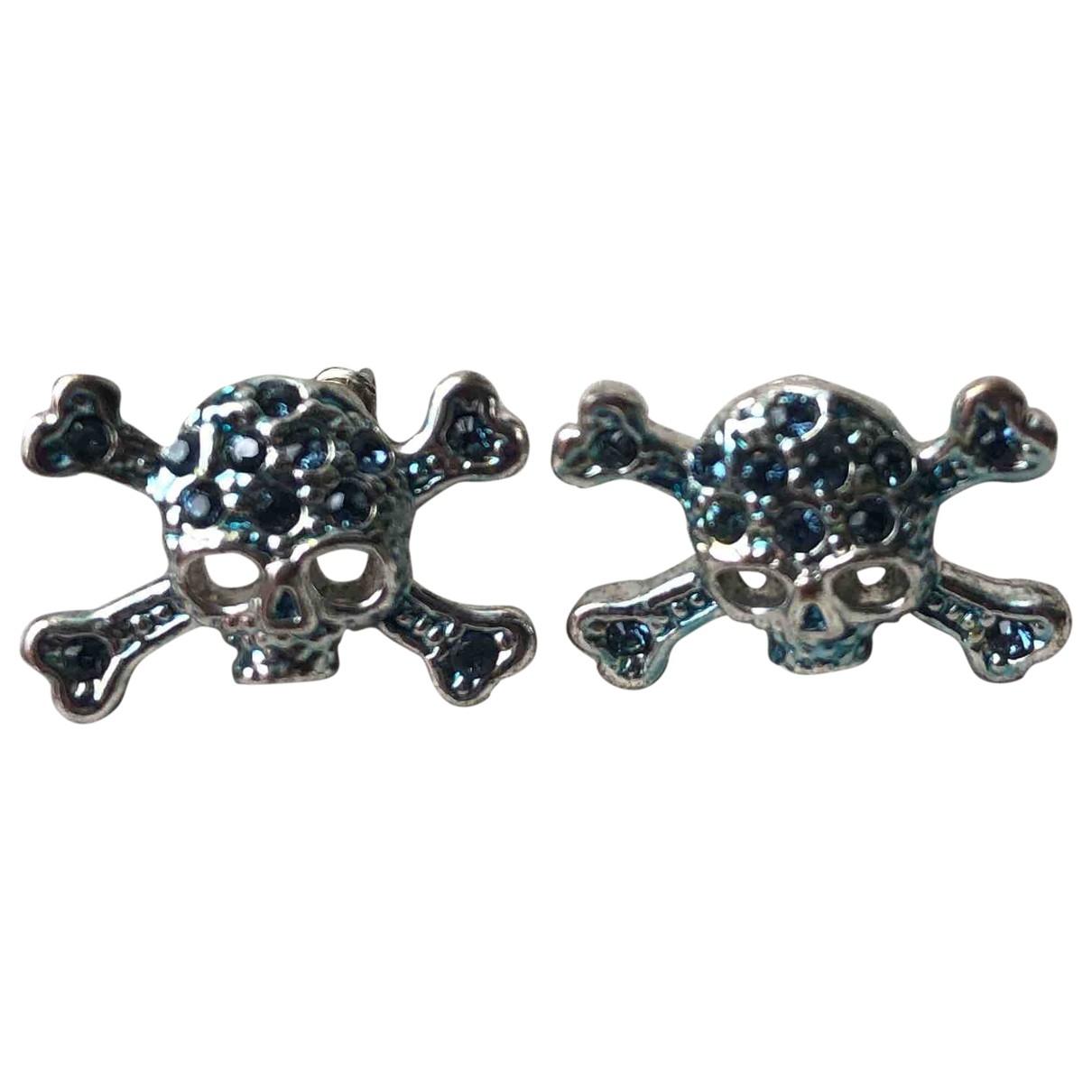 Vivienne Westwood - Boucles doreilles   pour femme en acier - argente
