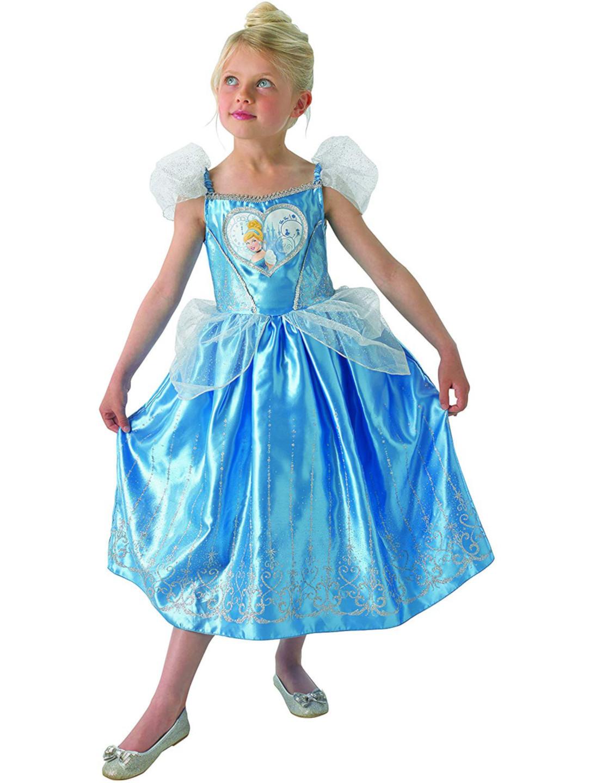 Kleid Loveheart Cinderella Kinder L