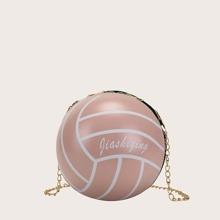 Ball formige Tasche