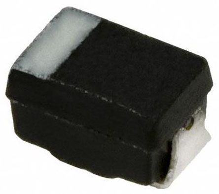 AVX Tantalum Capacitor 4.7μF 6.3V dc Electrolytic Solid, F92 (3000)