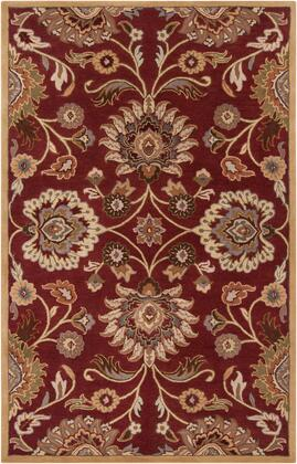 Caesar CAE-1061 5' x 8' Rectangle Traditional Rug in