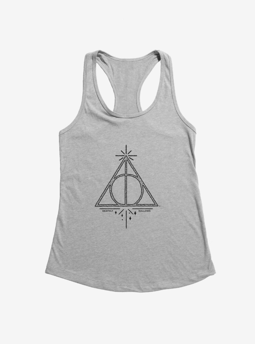 Harry Potter Deathly Hallows Icon Womens Tank