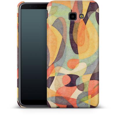 Samsung Galaxy J4 Plus Smartphone Huelle - From Darkness von Georgiana Teseleanu