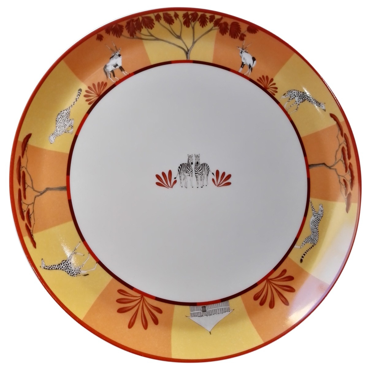 Hermes - Arts de la table   pour lifestyle en porcelaine