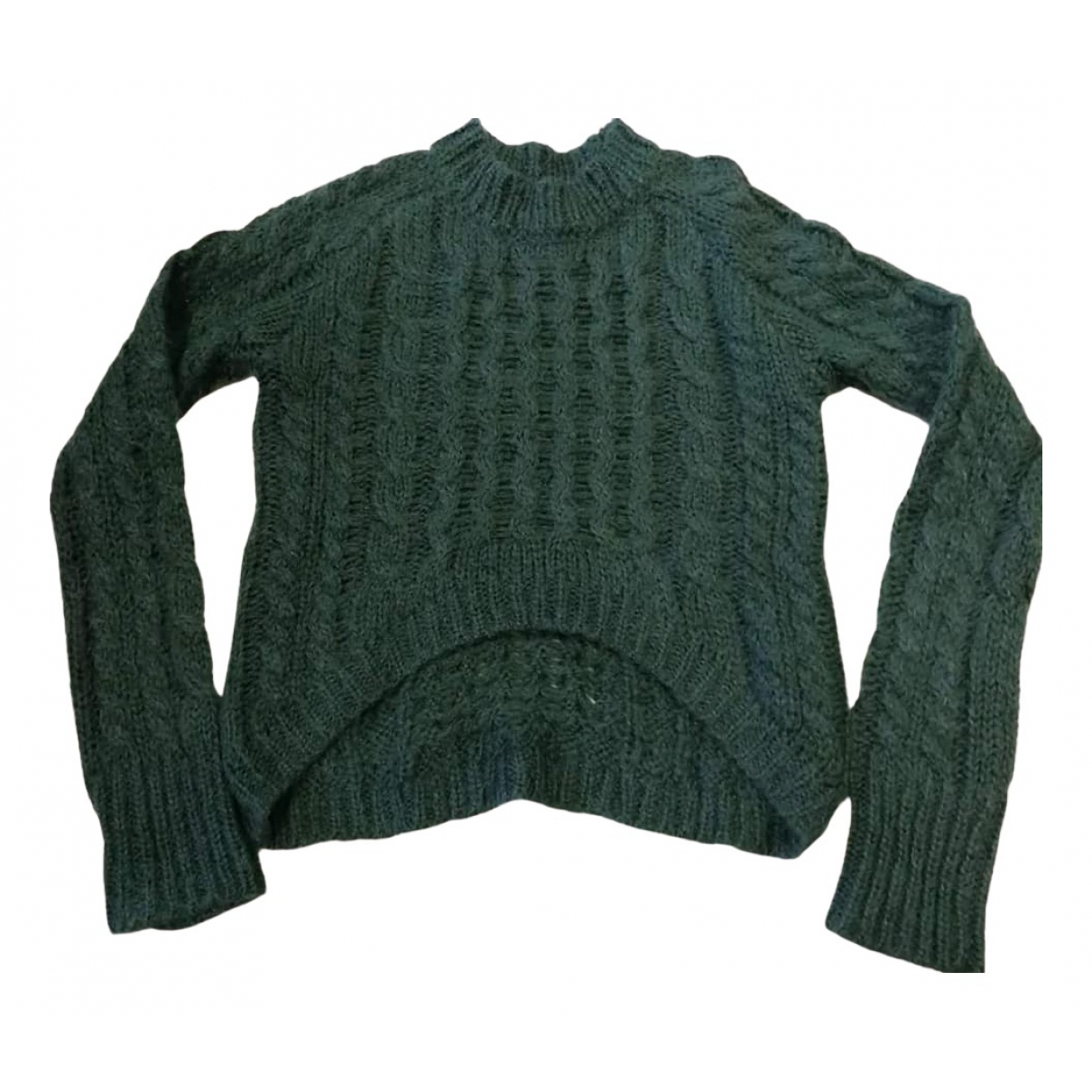 Dondup N Green Wool Knitwear for Kids 8 years - up to 128cm FR