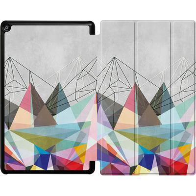 Amazon Fire HD 10 (2017) Tablet Smart Case - Colorflash 3 von Mareike Bohmer