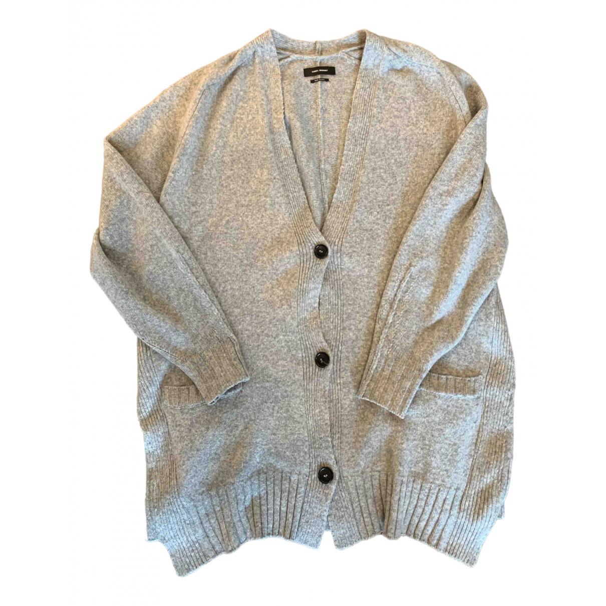 Isabel Marant \N Pullover in  Grau Wolle