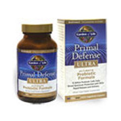 Primal Defense Ultra Probiotic Formula 90 Caps by Garden of Life