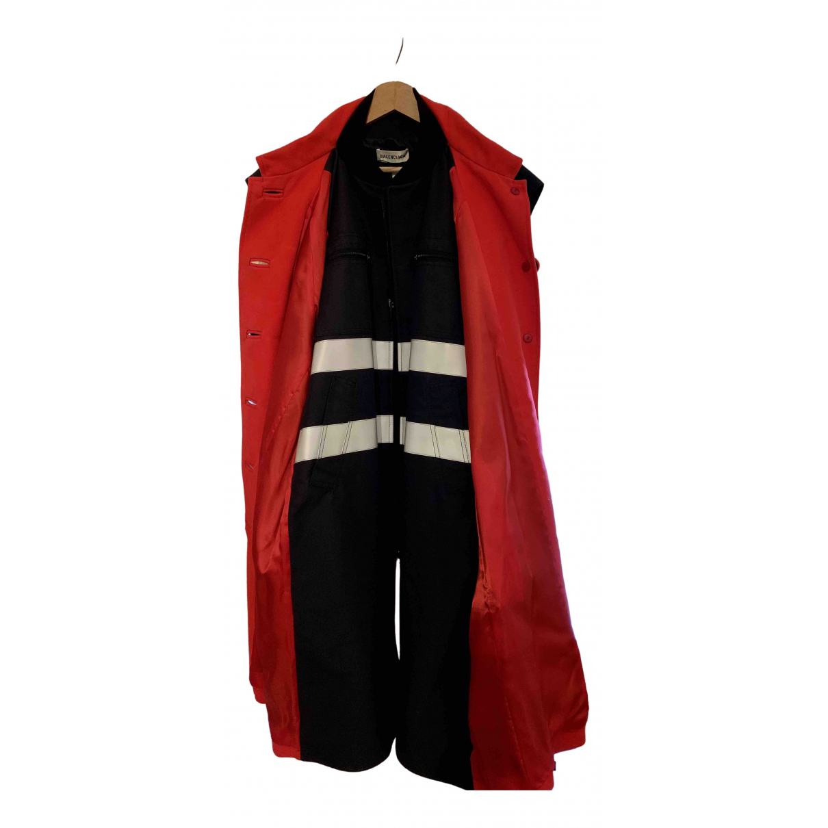 Balenciaga \N Cotton coat for Women 34 FR