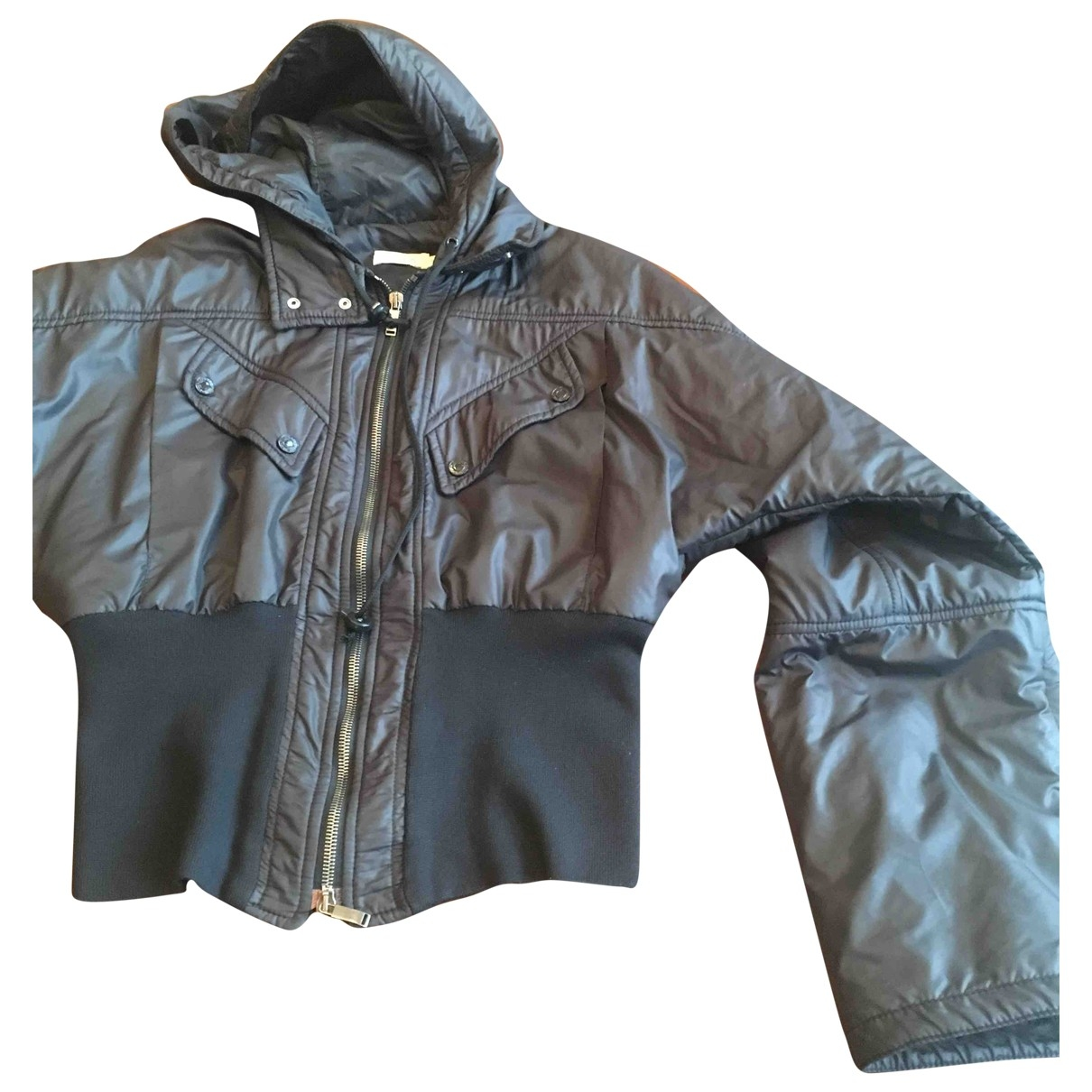 Pinko - Manteau   pour femme - noir