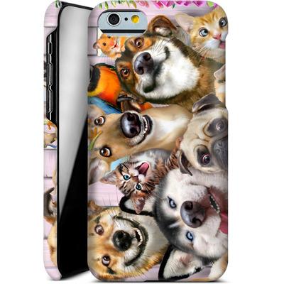 Apple iPhone 6s Smartphone Huelle - Pet Selfie von Howard Robinson