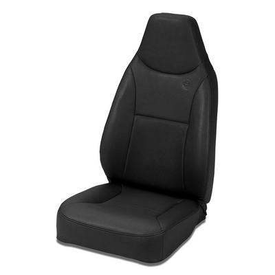 Bestop Trailmax II Stationary High Back Seat (Black) - 39436-15