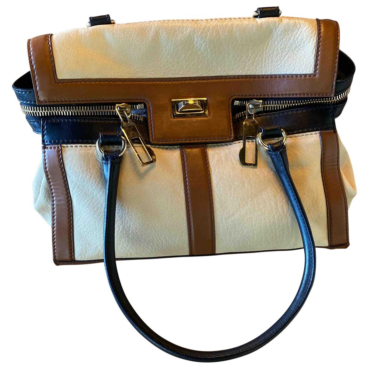 Max Mara \N Multicolour Leather handbag for Women \N