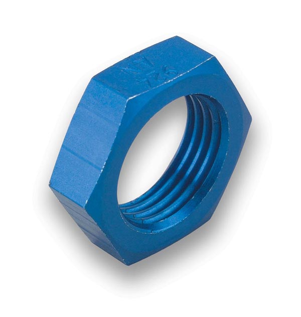 Earl's Performance 992412ERL -12 BULKHEAD NUT