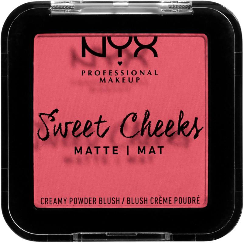 Sweet Cheeks Creamy Powder Blush (Matte) - Day Cream