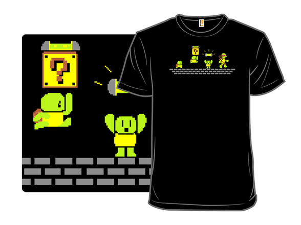 The Legend Of Turtle Bro T Shirt
