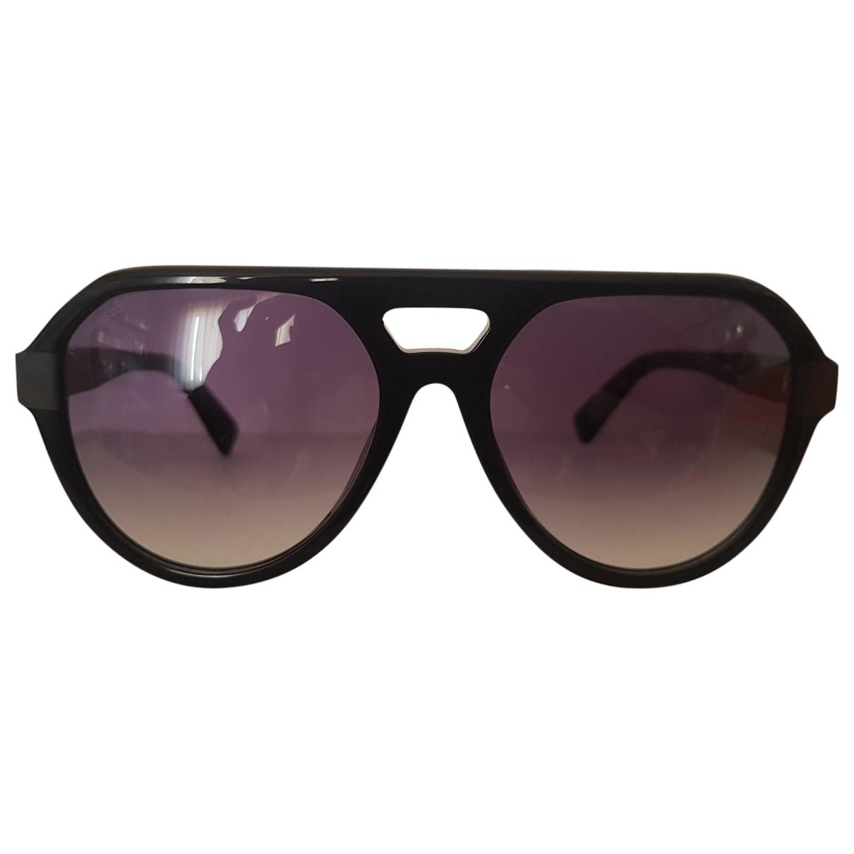 Dsquared2 \N Black Sunglasses for Men \N