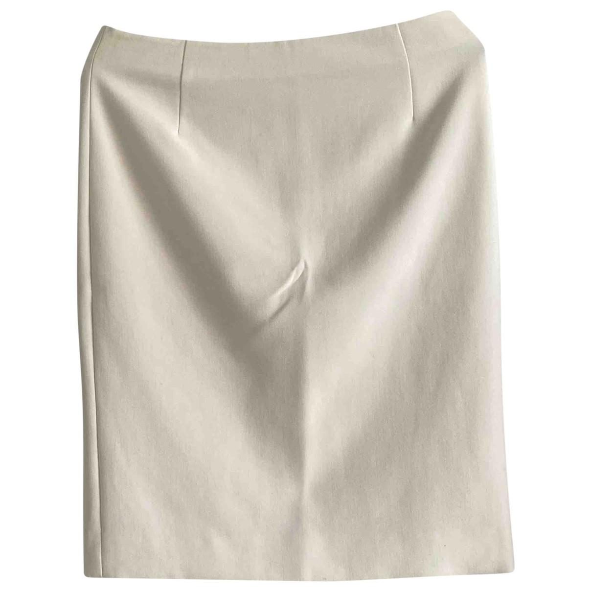 Diane Von Furstenberg - Jupe   pour femme - blanc
