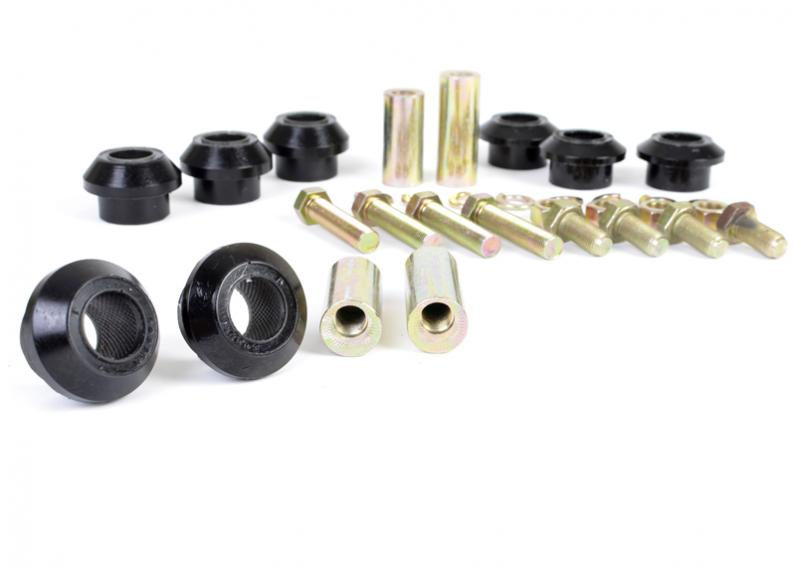 Whiteline KCA326 FRONT CONTROL ARM - UPPER INNER BUSHING (CAMBER CORRECTION) Rear
