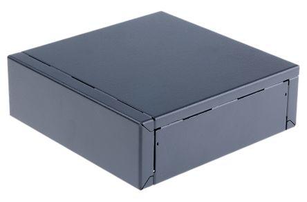 nVent – Schroff Interscale M 1U Server Cabinet 44 x 133 x 133mm, Grey