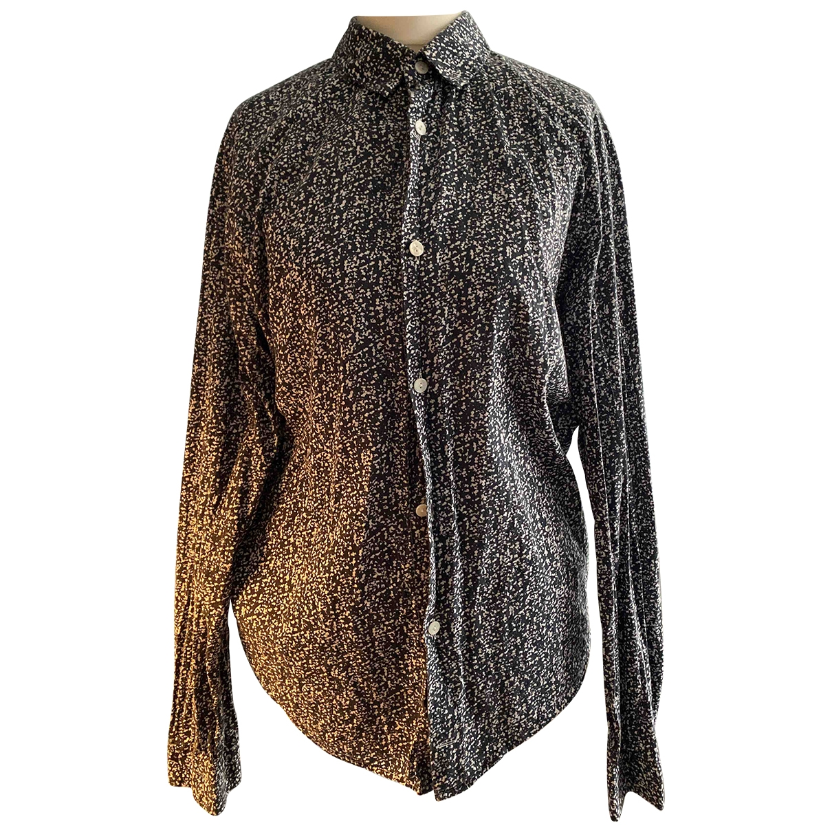 Carven - Chemises   pour homme en coton - marine
