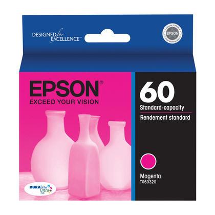 Epson T060320 Original Magenta Ink Cartridge