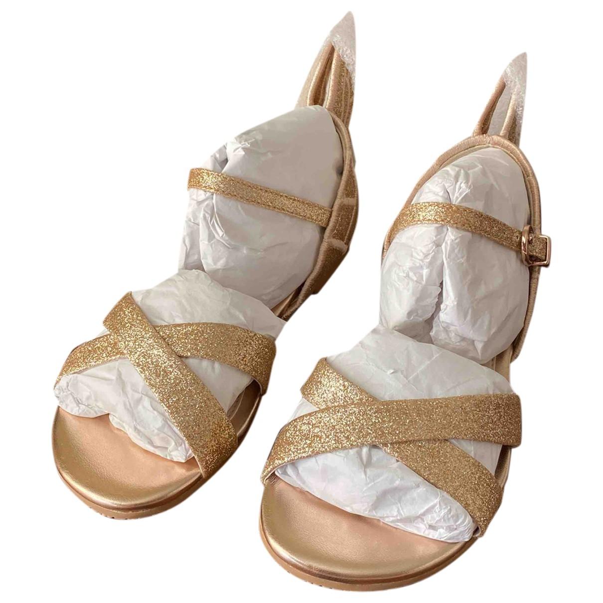 Sandalias de Con lentejuelas Sophia Webster