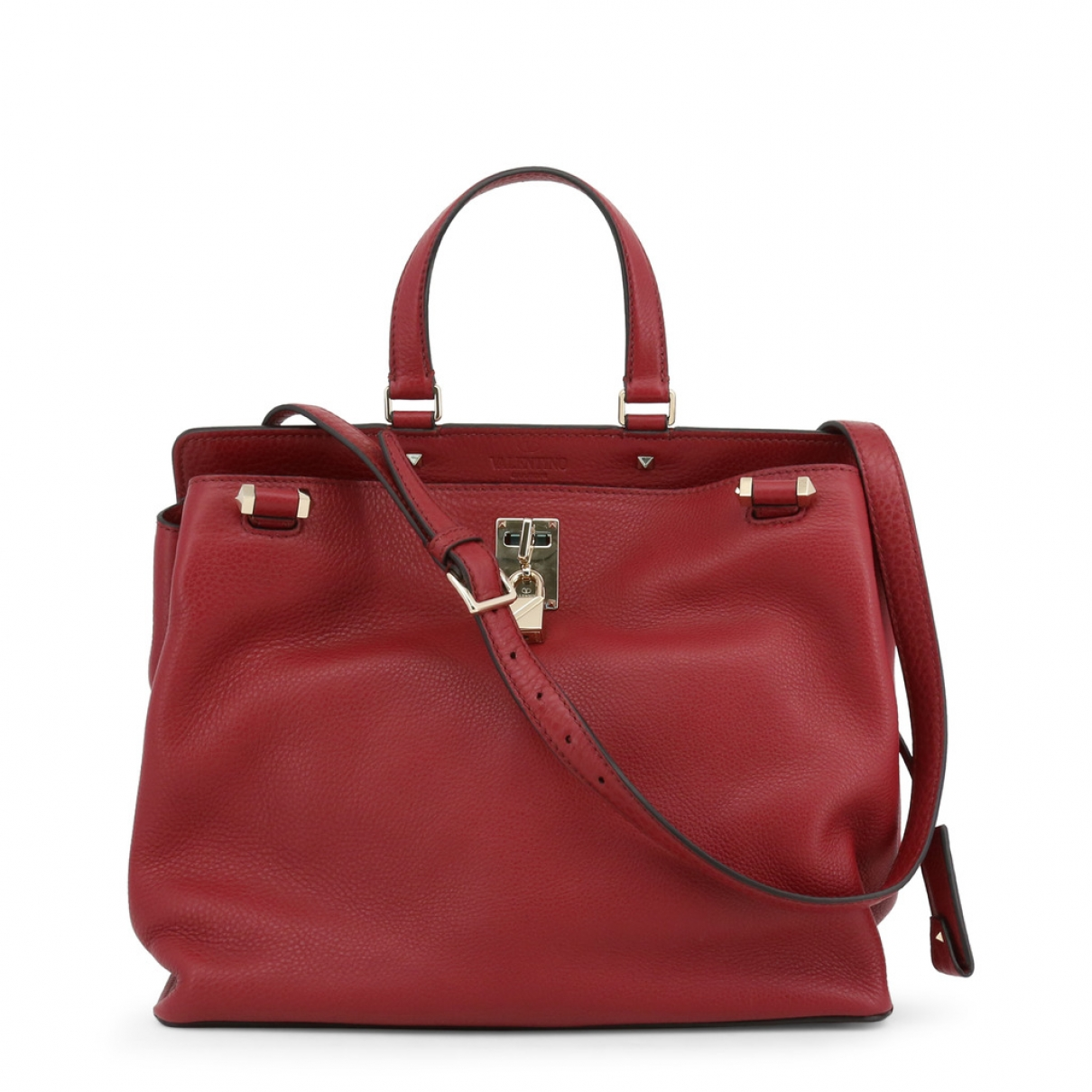 Valentino Garavani JoyLock Red Leather handbag for Women \N