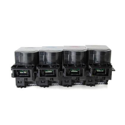 Lexmark 71B10K0 71B10C0 71B10M0 71B10Y0 Compatible Toner Cartridge Combo BK/C/M/Y - Moustache�